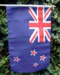 HAND WAVING FLAG - New Zealand